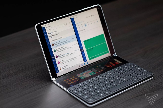 Trải nghiệm Surface Neo: Thiết bị màn hình kép độc đáo tới từ Microsoft, chạy Windows 10X, tập trung vào tính đa dụng - Ảnh 5.
