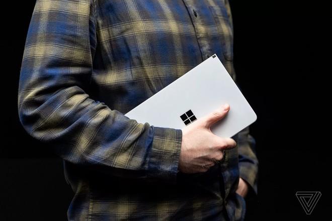 Trải nghiệm Surface Neo: Thiết bị màn hình kép độc đáo tới từ Microsoft, chạy Windows 10X, tập trung vào tính đa dụng - Ảnh 1.
