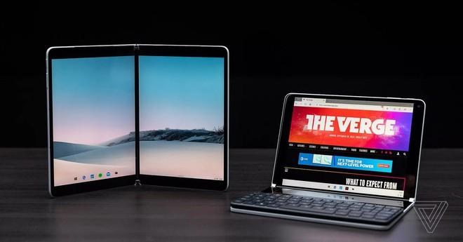 Trải nghiệm Surface Neo: Thiết bị màn hình kép độc đáo tới từ Microsoft, chạy Windows 10X, tập trung vào tính đa dụng - Ảnh 2.