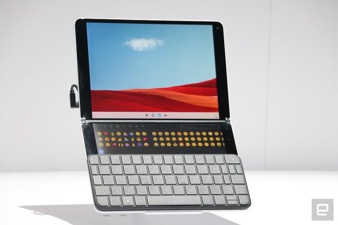Trải nghiệm Surface Neo: Thiết bị màn hình kép độc đáo tới từ Microsoft, chạy Windows 10X, tập trung vào tính đa dụng - Ảnh 7.