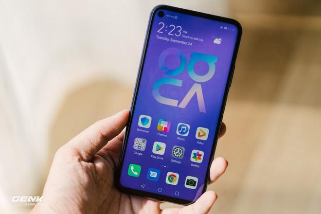 Đánh giá chi tiết Huawei Nova 5T: Thiết kế trẻ, cấu hình cao, đáng mua không? - Ảnh 15.