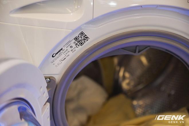 Candy ra mắt dòng máy giặt Rapido: giặt nhanh 39 phút, có kết nối với smartphone giá từ 8,8 triệu đồng - Ảnh 6.