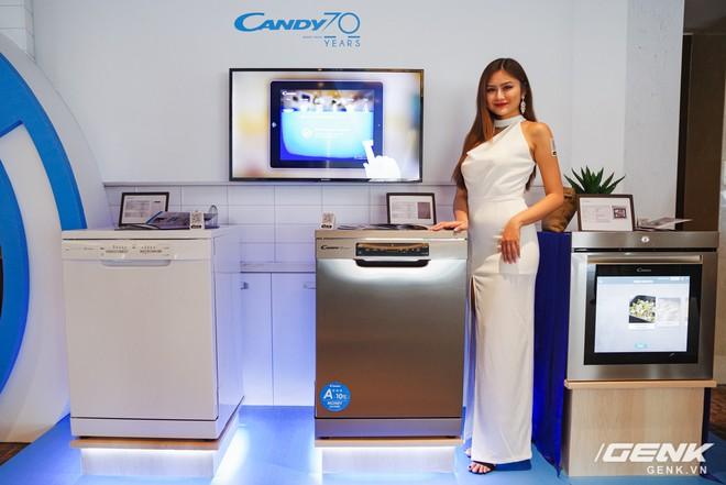 Candy ra mắt dòng máy giặt Rapido: giặt nhanh 39 phút, có kết nối với smartphone giá từ 8,8 triệu đồng - Ảnh 7.