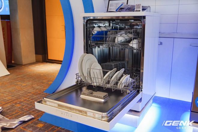 Candy ra mắt dòng máy giặt Rapido: giặt nhanh 39 phút, có kết nối với smartphone giá từ 8,8 triệu đồng - Ảnh 8.