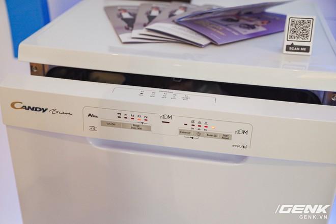 Candy ra mắt dòng máy giặt Rapido: giặt nhanh 39 phút, có kết nối với smartphone giá từ 8,8 triệu đồng - Ảnh 9.