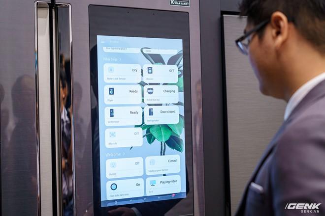 Samsung ra mắt giải pháp smarthome và smart building tại Việt Nam - Ảnh 5.
