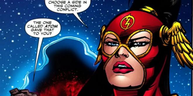 Flash là nhân vật chạy nhanh nhất Đa Vũ trụ DC, vậy 9 cái tên còn lại là những ai? - Ảnh 4.