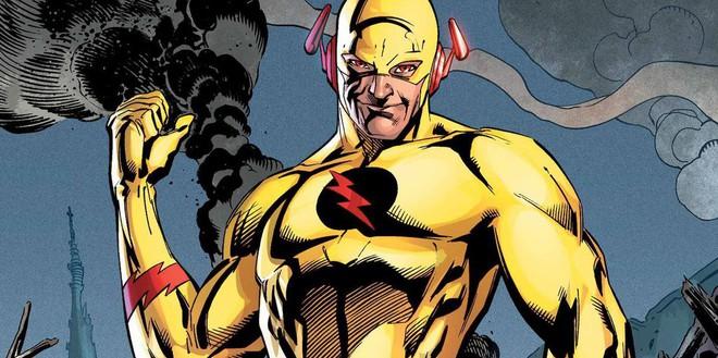 Flash là nhân vật chạy nhanh nhất Đa Vũ trụ DC, vậy 9 cái tên còn lại là những ai? - Ảnh 9.