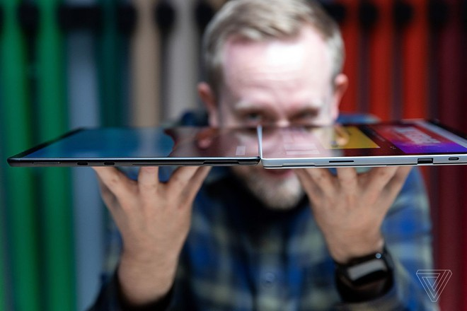 Làm sao để chọn giữa Surface Pro X và Surface Pro 7 - Ảnh 1.