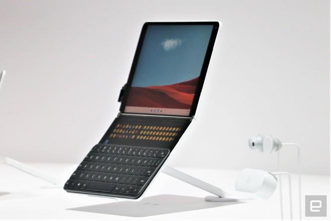Trải nghiệm Surface Neo: Thiết bị màn hình kép độc đáo tới từ Microsoft, chạy Windows 10X, tập trung vào tính đa dụng - Ảnh 6.