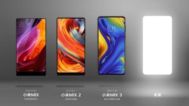 Sếp Xiaomi vừa phải đăng đàn cải chính vì lỡ miệng tuyên bố sẽ không có Mi Mix 4 - Ảnh 1.