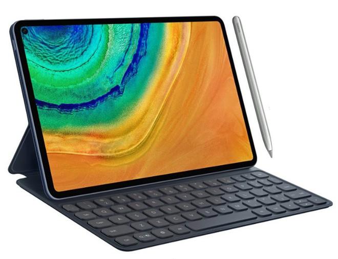 Huawei sắp ra mắt tablet nhái cả Apple lẫn Samsung - Ảnh 1.