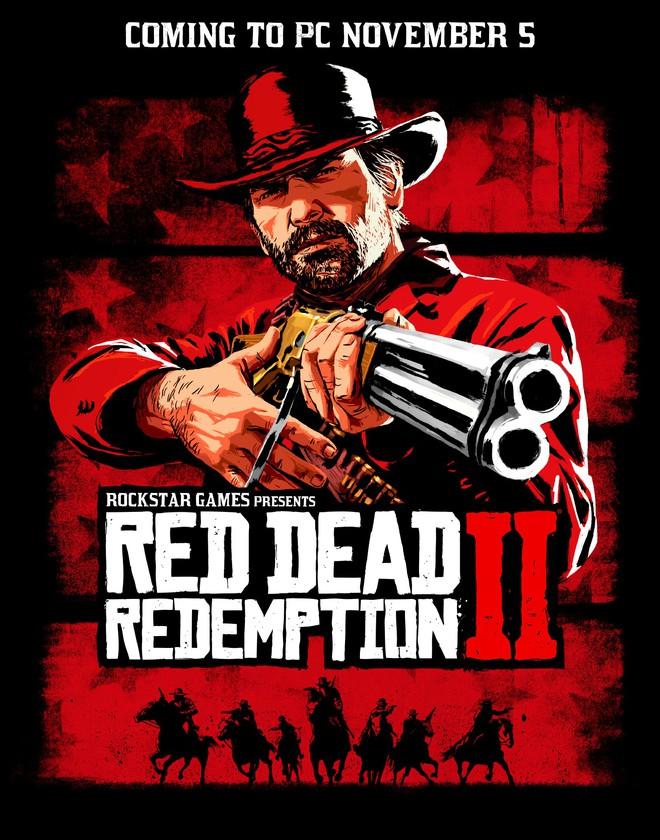 Sau bao tháng ngày chờ đợi, cuối cùng Red Dead Redemption II cũng chính thức lên PC! - Ảnh 1.