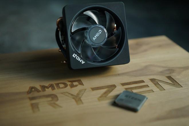 AMD lại khơi mào cuộc chiến về giá: Ryzen 7 2700X giảm giá tới 40%, tặng kèm cả bom tấn Borderlands 3 - Ảnh 1.