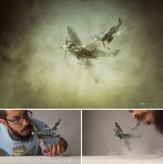 Thưởng thức mỗi bức ảnh của nghệ sĩ Felix Hernandez, chắc chắn bạn sẽ tưởng tượng ra một bộ phim đằng sau nó - Ảnh 14.