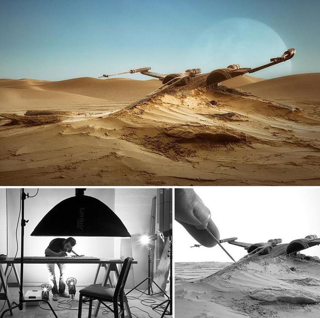 Thưởng thức mỗi bức ảnh của nghệ sĩ Felix Hernandez, chắc chắn bạn sẽ tưởng tượng ra một bộ phim đằng sau nó - Ảnh 23.