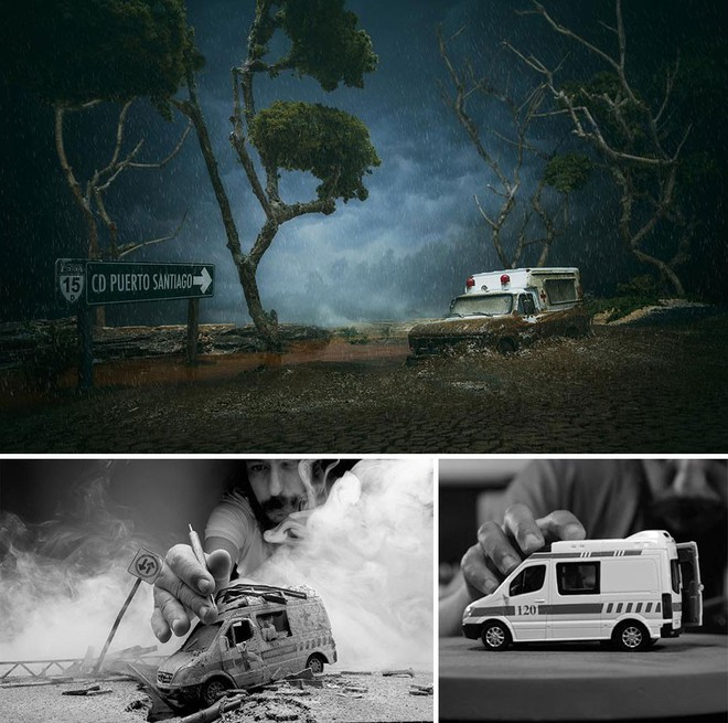 Thưởng thức mỗi bức ảnh của nghệ sĩ Felix Hernandez, chắc chắn bạn sẽ tưởng tượng ra một bộ phim đằng sau nó - Ảnh 9.