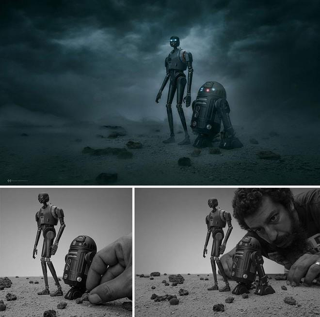 Thưởng thức mỗi bức ảnh của nghệ sĩ Felix Hernandez, chắc chắn bạn sẽ tưởng tượng ra một bộ phim đằng sau nó - Ảnh 17.