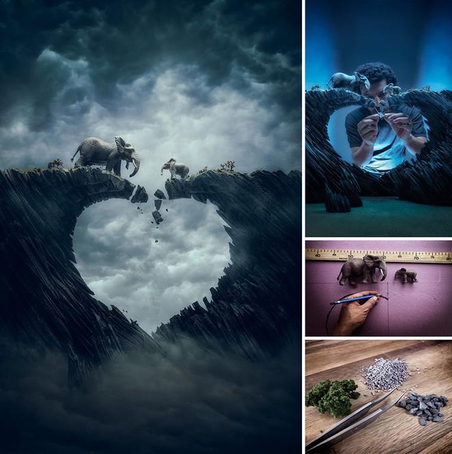 Thưởng thức mỗi bức ảnh của nghệ sĩ Felix Hernandez, chắc chắn bạn sẽ tưởng tượng ra một bộ phim đằng sau nó - Ảnh 2.