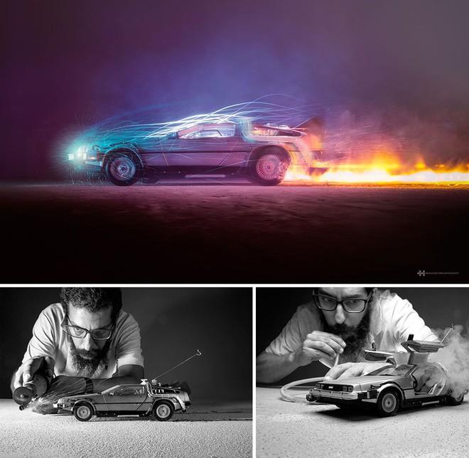 Thưởng thức mỗi bức ảnh của nghệ sĩ Felix Hernandez, chắc chắn bạn sẽ tưởng tượng ra một bộ phim đằng sau nó - Ảnh 7.