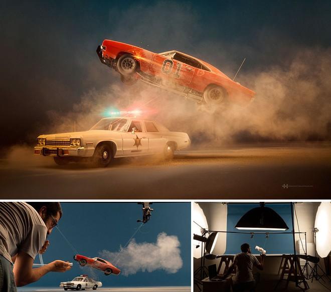 Thưởng thức mỗi bức ảnh của nghệ sĩ Felix Hernandez, chắc chắn bạn sẽ tưởng tượng ra một bộ phim đằng sau nó - Ảnh 6.