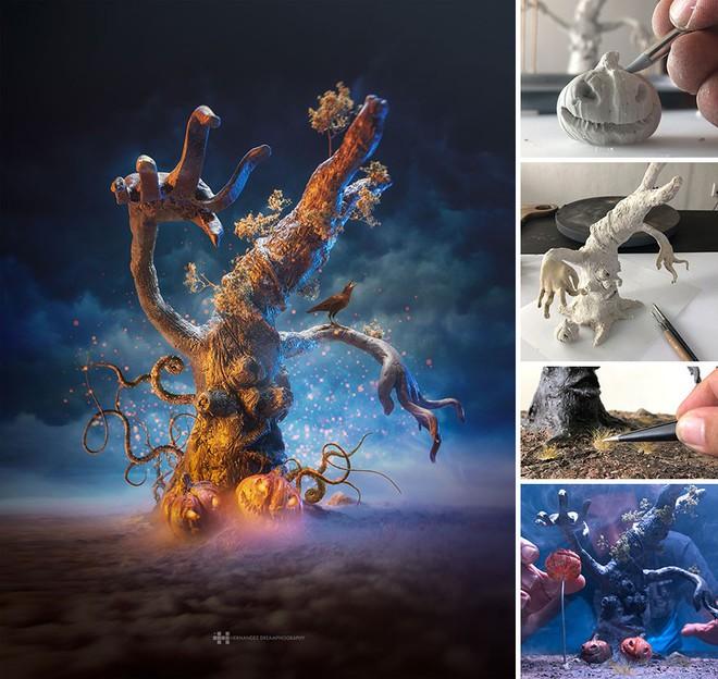 Thưởng thức mỗi bức ảnh của nghệ sĩ Felix Hernandez, chắc chắn bạn sẽ tưởng tượng ra một bộ phim đằng sau nó - Ảnh 3.