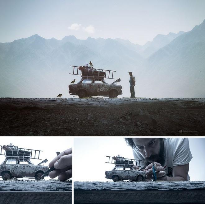 Thưởng thức mỗi bức ảnh của nghệ sĩ Felix Hernandez, chắc chắn bạn sẽ tưởng tượng ra một bộ phim đằng sau nó - Ảnh 16.