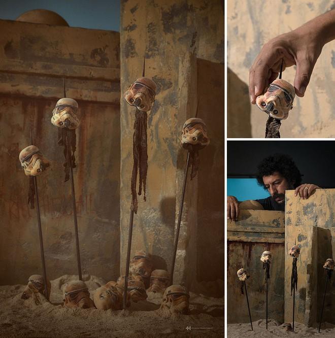 Thưởng thức mỗi bức ảnh của nghệ sĩ Felix Hernandez, chắc chắn bạn sẽ tưởng tượng ra một bộ phim đằng sau nó - Ảnh 11.