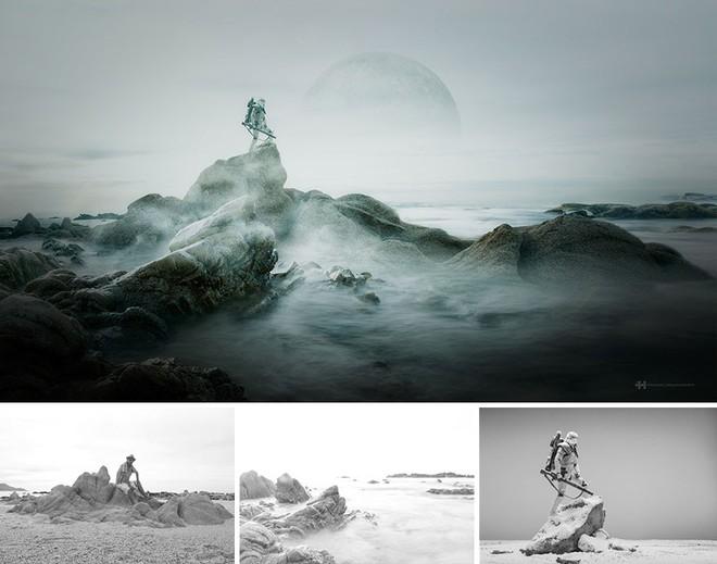 Thưởng thức mỗi bức ảnh của nghệ sĩ Felix Hernandez, chắc chắn bạn sẽ tưởng tượng ra một bộ phim đằng sau nó - Ảnh 12.