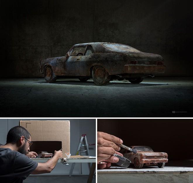 Thưởng thức mỗi bức ảnh của nghệ sĩ Felix Hernandez, chắc chắn bạn sẽ tưởng tượng ra một bộ phim đằng sau nó - Ảnh 15.