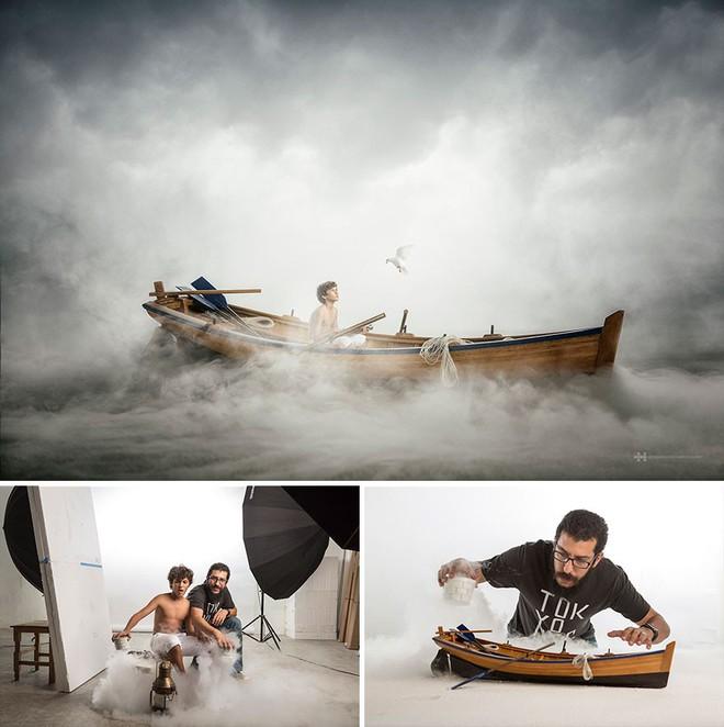 Thưởng thức mỗi bức ảnh của nghệ sĩ Felix Hernandez, chắc chắn bạn sẽ tưởng tượng ra một bộ phim đằng sau nó - Ảnh 4.