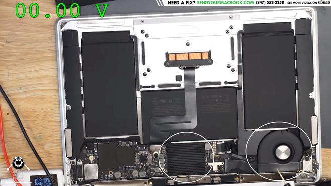 Apple MacBook Air 2019 có tản nhiệt và quạt không kết nối với nhau dẫn đến hỏng CPU hoàn toàn - Ảnh 2.