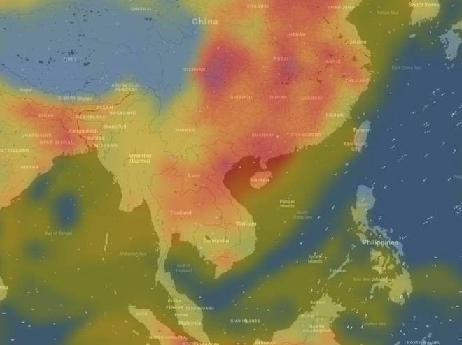 AirVisual thừa nhận Hà Nội không phải thành phố nhiễm nhất thế giới như mọi người nghĩ - Ảnh 1.