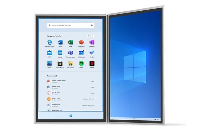 Windows 10X là gì và tại sao nó lại là tương lai của phần mềm Microsoft? - Ảnh 1.