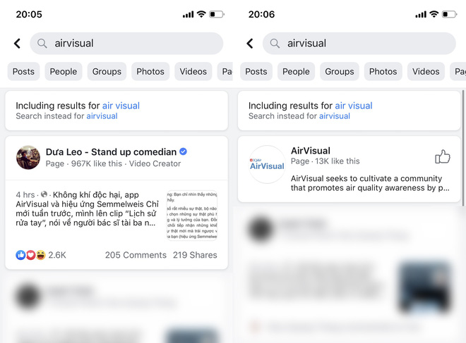 AirVisual đột ngột biến mất tại VN: Không thể cài ứng dụng, fanpage Facebook chặn người Việt - Ảnh 3.