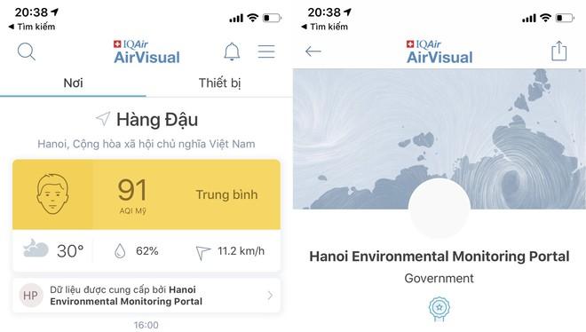 AirVisual đột ngột biến mất tại VN: Không thể cài ứng dụng, fanpage Facebook chặn người Việt - Ảnh 5.