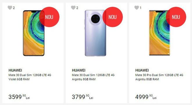 Huawei Mate 30 và Mate 30 Pro bất ngờ được bán ra tại một nước Châu Âu - Ảnh 1.