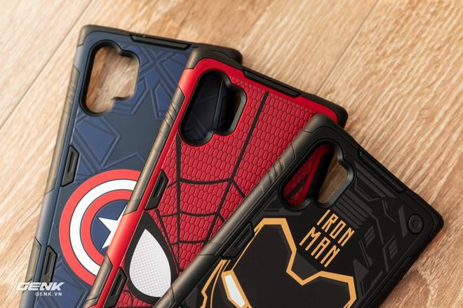 Trên tay ốp lưng Galaxy Note 10+ phiên bản Siêu anh hùng Marvel: rất cao cấp, đổi được giao diện cực cool - Ảnh 6.