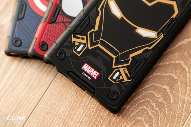 Trên tay ốp lưng Galaxy Note 10+ phiên bản Siêu anh hùng Marvel: rất cao cấp, đổi được giao diện cực cool - Ảnh 5.
