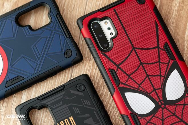 Trên tay ốp lưng Galaxy Note 10+ phiên bản Siêu anh hùng Marvel: rất cao cấp, đổi được giao diện cực cool - Ảnh 9.
