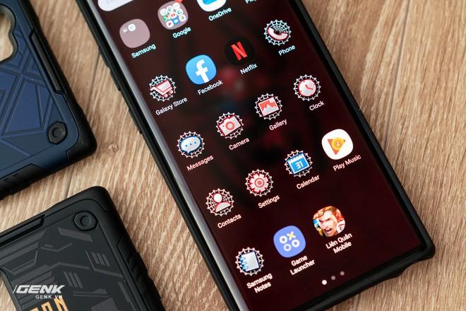 Trên tay ốp lưng Galaxy Note 10+ phiên bản Siêu anh hùng Marvel: rất cao cấp, đổi được giao diện cực cool - Ảnh 15.