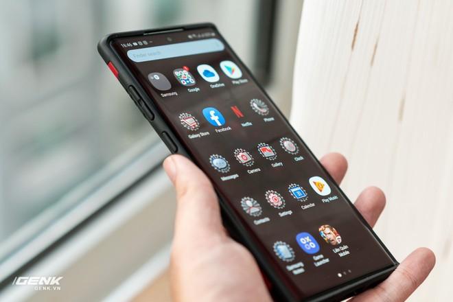Trên tay ốp lưng Galaxy Note 10+ phiên bản Siêu anh hùng Marvel: rất cao cấp, đổi được giao diện cực cool - Ảnh 11.