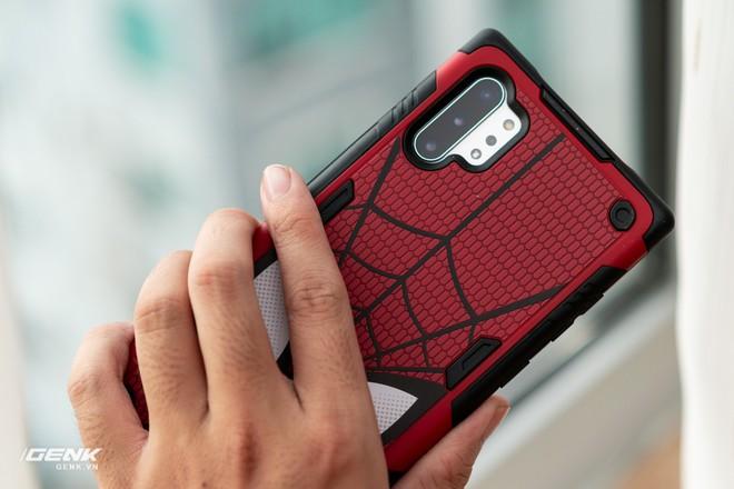 Trên tay ốp lưng Galaxy Note 10+ phiên bản Siêu anh hùng Marvel: rất cao cấp, đổi được giao diện cực cool - Ảnh 12.