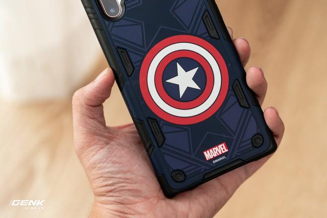 Trên tay ốp lưng Galaxy Note 10+ phiên bản Siêu anh hùng Marvel: rất cao cấp, đổi được giao diện cực cool - Ảnh 10.