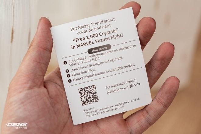 Trên tay ốp lưng Galaxy Note 10+ phiên bản Siêu anh hùng Marvel: rất cao cấp, đổi được giao diện cực cool - Ảnh 3.