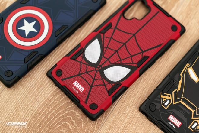 Trên tay ốp lưng Galaxy Note 10+ phiên bản Siêu anh hùng Marvel: rất cao cấp, đổi được giao diện cực cool - Ảnh 4.