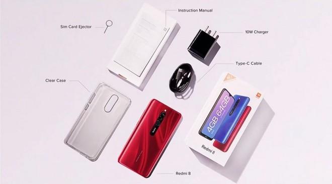 Redmi 8 ra mắt: Smartphone giá rẻ với chip Snapdragon 439, camera kép, pin 5.000 mAh, 112 USD - Ảnh 2.