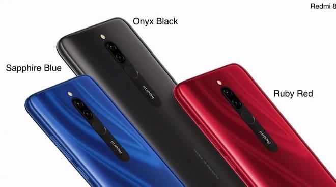 Redmi 8 ra mắt: Smartphone giá rẻ với chip Snapdragon 439, camera kép, pin 5.000 mAh, 112 USD - Ảnh 4.