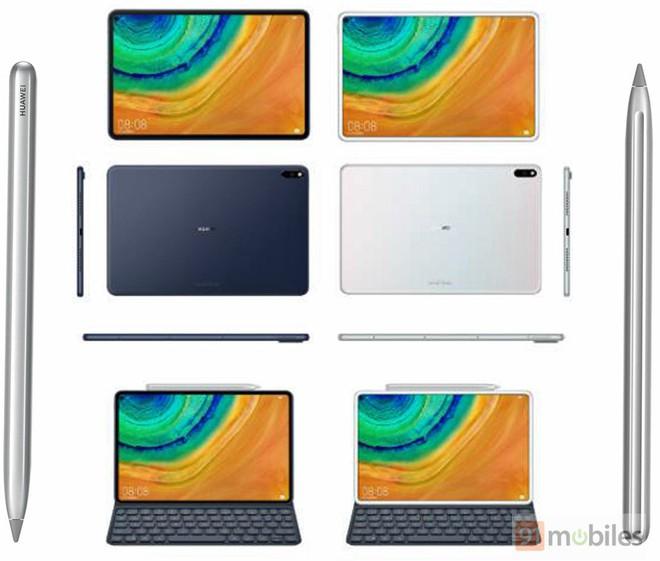 Huawei sắp ra mắt tablet nhái cả Apple lẫn Samsung - Ảnh 2.