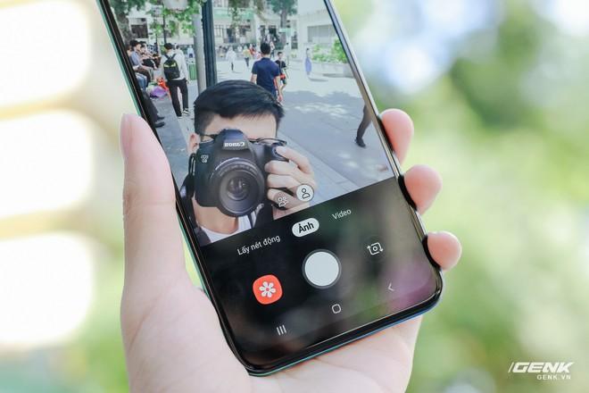 Trên tay Galaxy M30s: 3 tùy chọn màu sắc, cụm camera mới, pin 6.000 mAh, giá 6.99 triệu đồng - Ảnh 12.